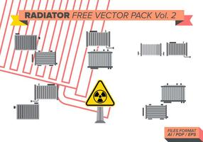 Radiator Free Vector Pack Vol. 2