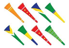 Vetor vuvuzela