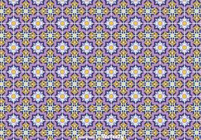 Talavera tiles seamless background