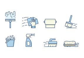 Free Cleaning Vector