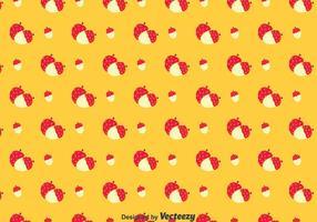 Lychee Orange Pattern