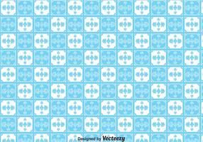 Padrão sembalante de azulejos Talavera