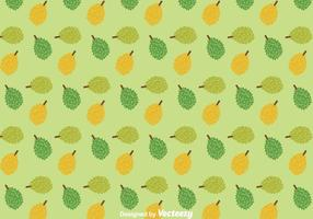 Durian Fruit Pattern