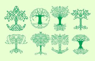 Free Celtic Tree Icons