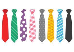 Kostenlose Cravat Icons Vektor