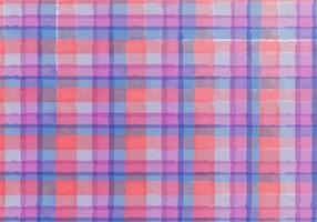 Free Vector Aquarell Plaid Hintergrund