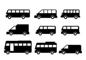 Vettore di minibus