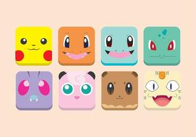 Pokemon iconen