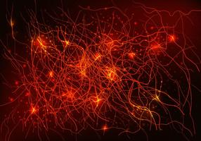 Neuron Background vector