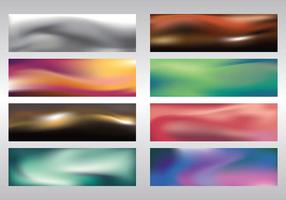 Free Degrade Banner Vector