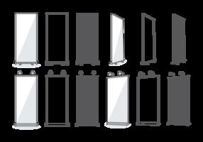 Kakemono-Vektoren