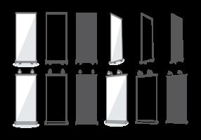 Vecteurs Kakemono