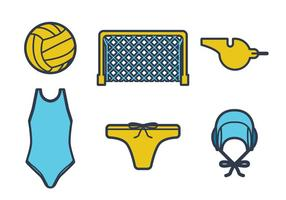 Waterpolo Vector