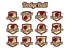 Vecteur dodgeball