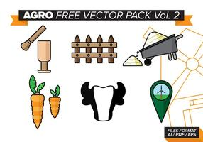Agro Gratis Vector Pack Vol. 2