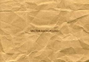 Gratis Vector Texture Of Crumpled Paper