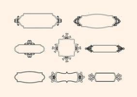 Vintage Rahmen
