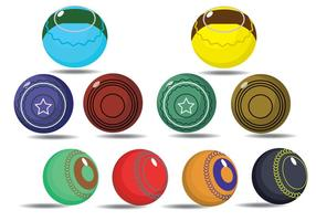 Lawn Bowls Icons