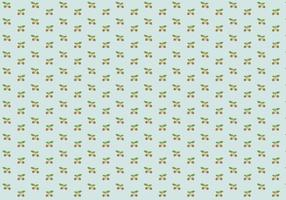Acorn Pattern Background