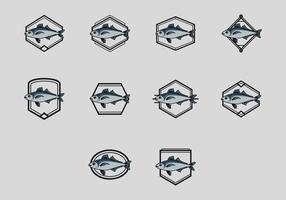Makreel logo icon set