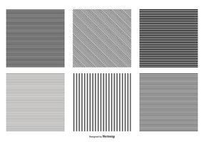 Sömlösa pinstripe vektor mönster