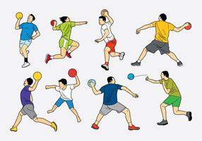 Gratis Dodge Ball Pictogrammen