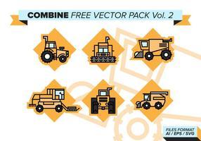 Combineer Gratis Vector Pakket