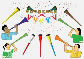 Free Vuvuzela Icons