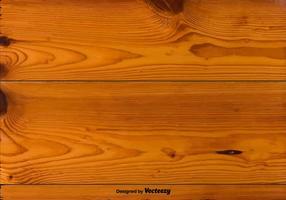 Fond de planches de bois naturel de vecteur