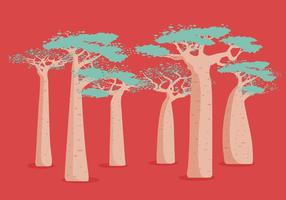 Vector baobab