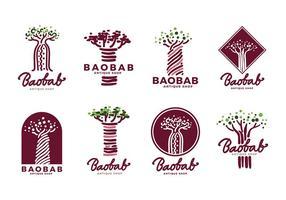 Vector Logotipo Baobab