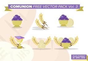 Comunion Free Vector Pack Vol. 4
