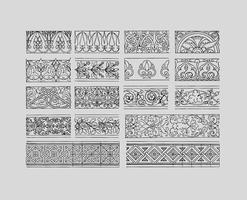 Ornamental Borders