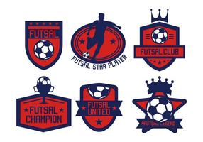 Vector de Futsal