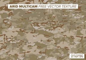 Arid multicam freie vektorbeschaffenheit