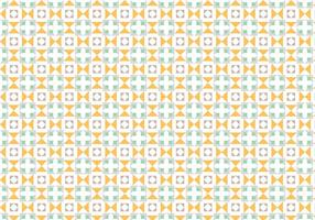 Abstract Pastel Mosaic Pattern