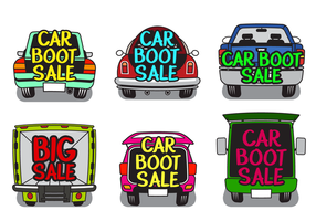 Free Car Boot Vector