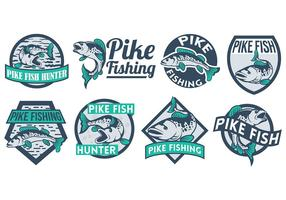 Gratis Pike Pictogrammen Vector