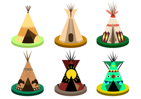 Free Tipi Vector