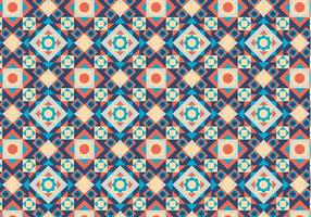 Geometric Motif Pattern vector