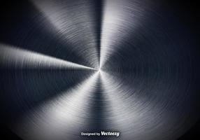 Vector polierte metallische Beschaffenheit