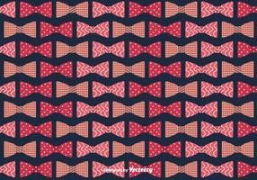 Bogen Krawatten Hintergrund Vektor