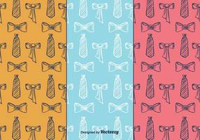 Cravat Pattern Vector
