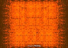 Vector Driehoeken Achtergrond In Retro Stijl