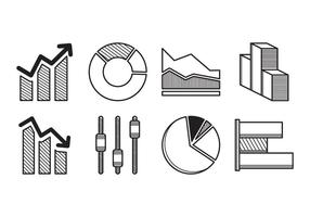Gratis Diagram Icon Vector