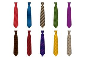 Free Set of Classical Ties Vector