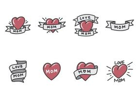 Mom Tattoo Vectors
