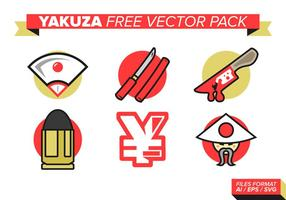 Yakuza fri vektor pack