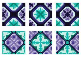 Talavera Portuguesse Tile Vector
