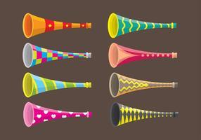 Ícones Vuvuzela
